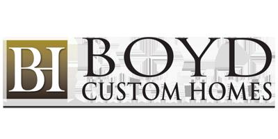 Boyd Custom Homes Logo